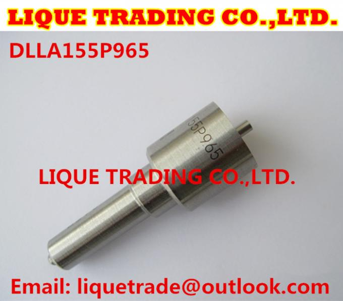 DENSO GenuineCommon rail nozzle DLLA155P965 for HOWO 095000-6700 095000-6701