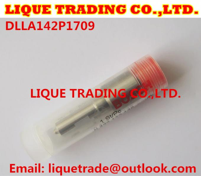 Genuine & New Common Rail Injector Nozzle DLLA142P1709 0433172047 for Injector 0445120121