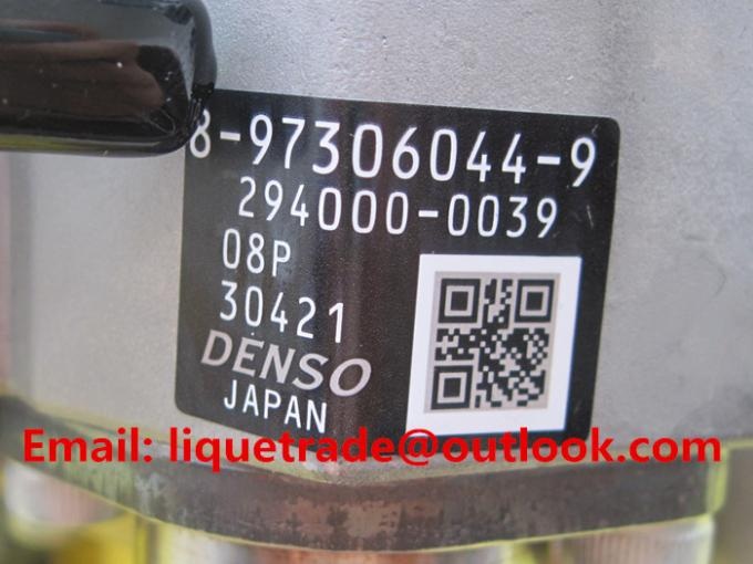 DENSO fuel pump 294000-0039, 294000-0030 for ISUZU 4HK1 8973060449, 8973060440, 8973060441