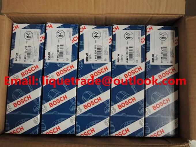 BOSH Common rail injector 0445120218 , 0445120030 for MAN 51101006125 , 51101006032