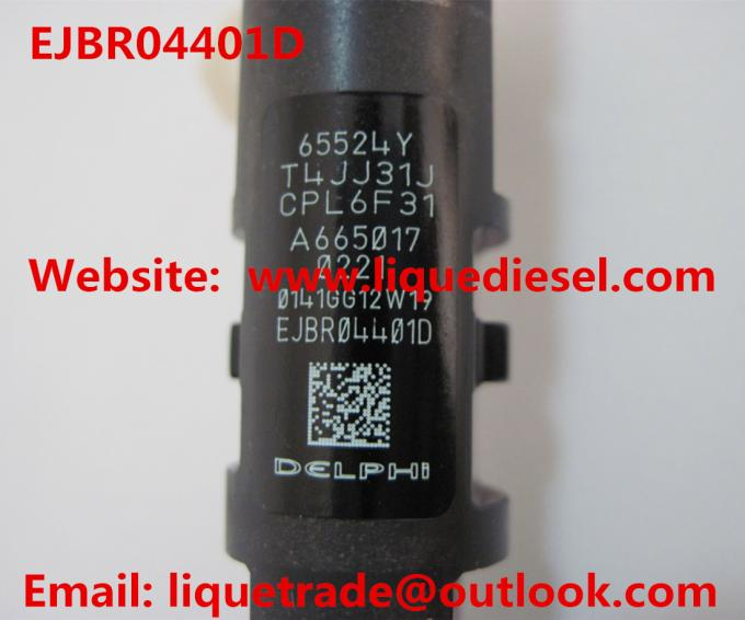 EJBR04401D DELPHI Common rail injector EJBR04401D for SSANGYONG A6650170221, 6650170221