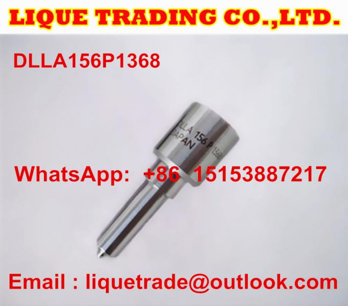 Common rail nozzle 0433171848 DLLA156P1368 same use 0433171719 DLLA156P1114