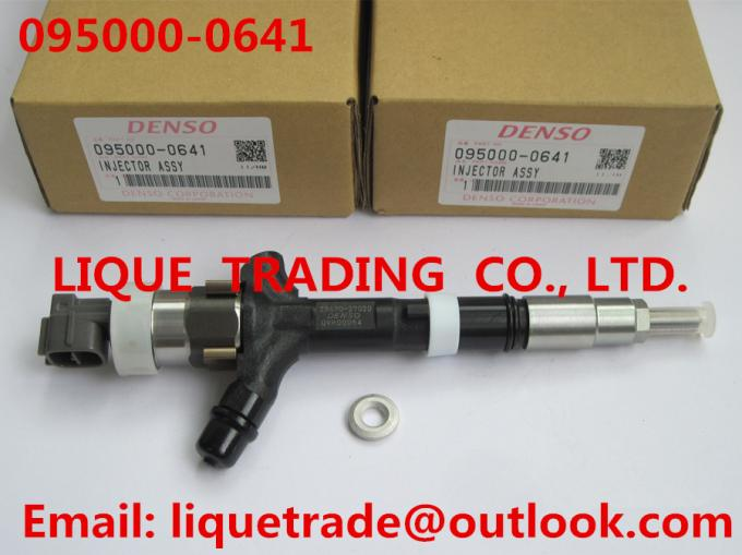 DENSO injector 095000-0640, 095000-0641, 095000-0430, 9709500-064 for TOYOTA 23670-27020, 23670-29025