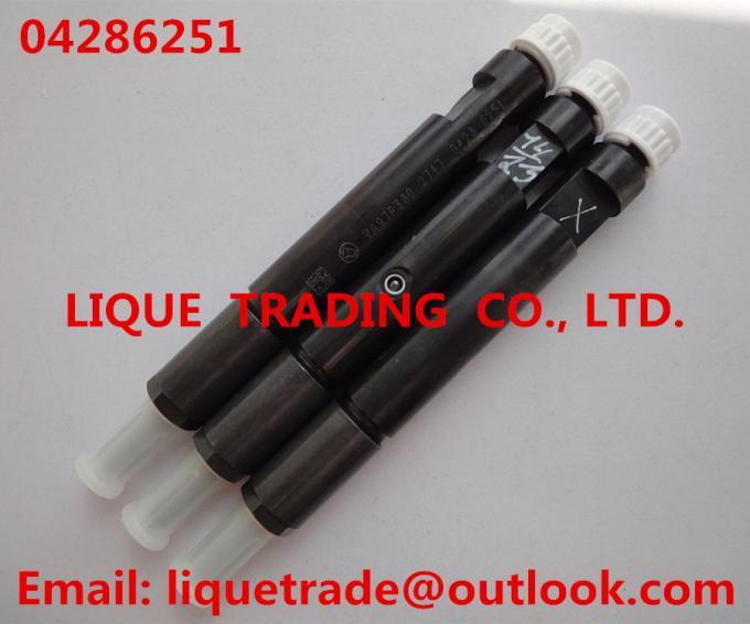 Genuine and New Common rail injector 04286251 / 0428-6251 / 0428 6251