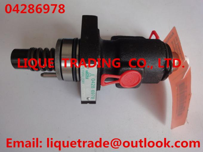 Original Deutz unit pump 04286978 , 0428 6978 ,01340408 fuel injection pump for Deutz engine
