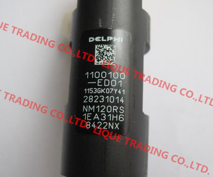 DELPHI CR injector 28231014 for Great Wall Hover H6 1100100-ED01 , 1100100ED01