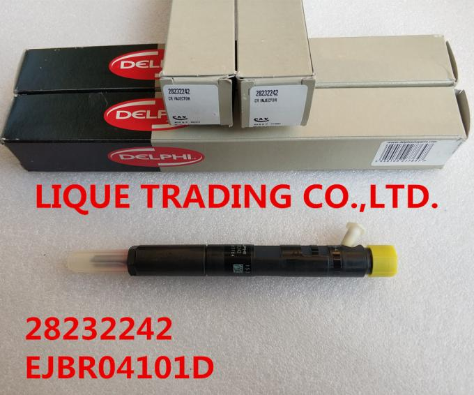 DELPHI Genuine and New Common rail injector 28232242 , EJBR04101D , R04101D , EJBR02101Z for 8200049876