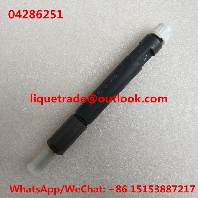Common rail injector 04286251 / 0428-6251 / 0428 6251