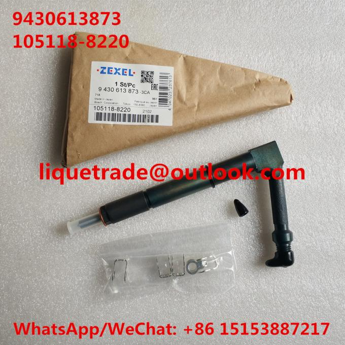 ZEXEL Diesel fuel injector 105118-8220, 9430613873,9 430 613 873 for NISSAN ZD-NA 16600-7T125, 166007T125