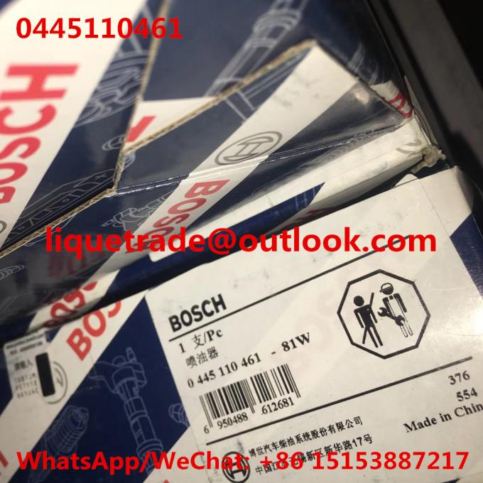 BOSCH INJECTOR 0445110461 Common rail injector 0 445 110 461