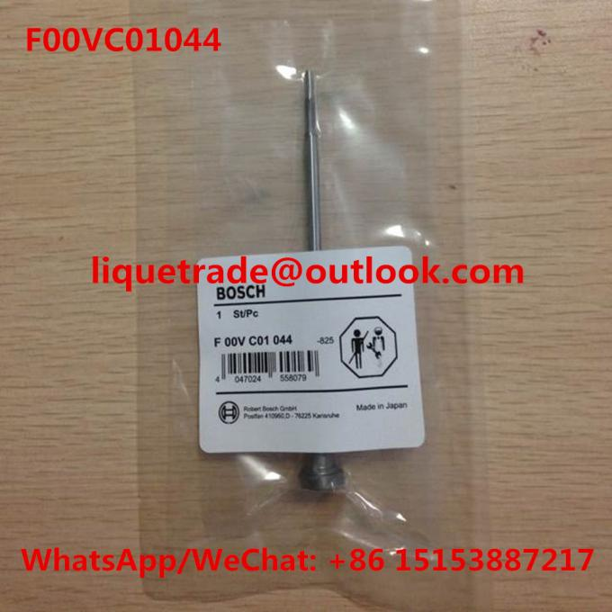 BOSCH Common rail injector valve F00VC01044 , F 00V C01 044