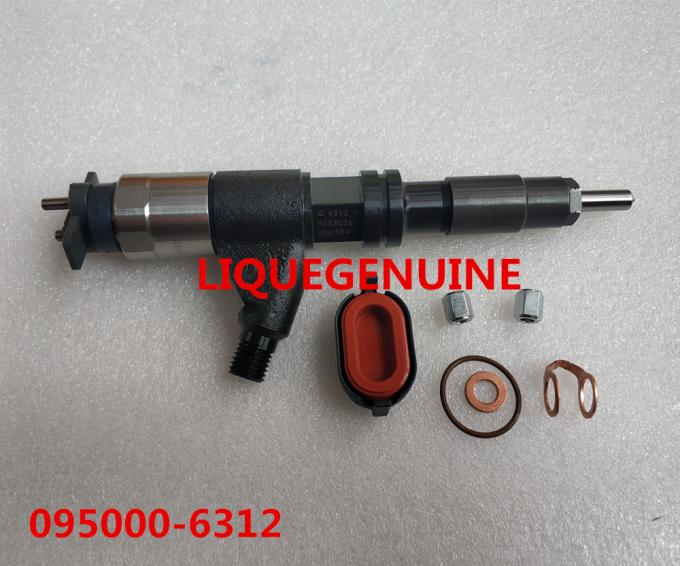 DENSO Common rail injector 095000-6310, 095000-6311, 095000-6312 for JOHN DEERE 4045 RE530362 , RE546784 , RE531209