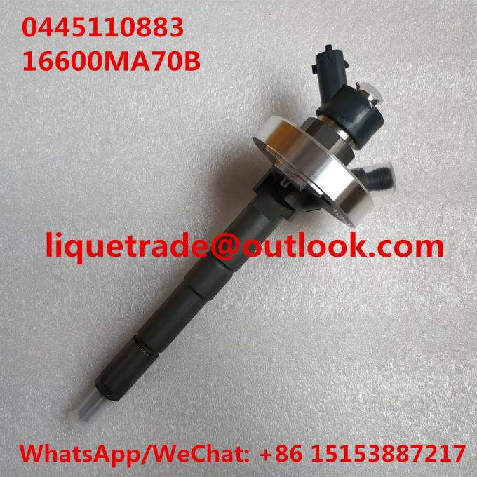 BOSCH INJECTOR 0445110883 , 0 445 110 883 for 16600 MA70B / 16600MA70B / 16600-MA70B