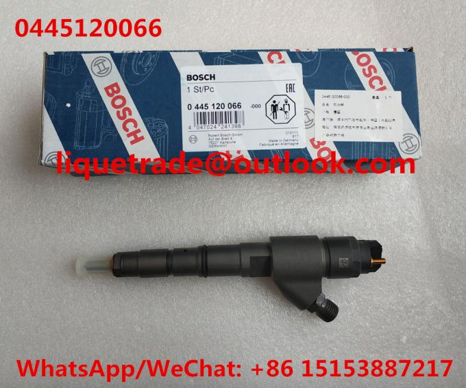BOSCH Common rail injector 0 445 120 066 , 0445120066 Genuine and New