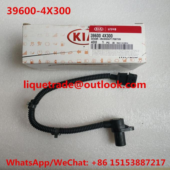 Genuine and New 39600-4X300 , 396004X300 , 39600 4X300 sensor for HYUNDAI / KIA original