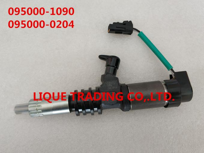 DENSO Common rail injector 095000-1090, 9709500-109, 095000-0200, 095000-0204 for MISTSUBISHI 6M60T