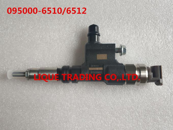 DENSO Common rail injector 095000-6510, 095000-6511, 9709500-651 for TOYOTA 23670-79016, 23670-E0081