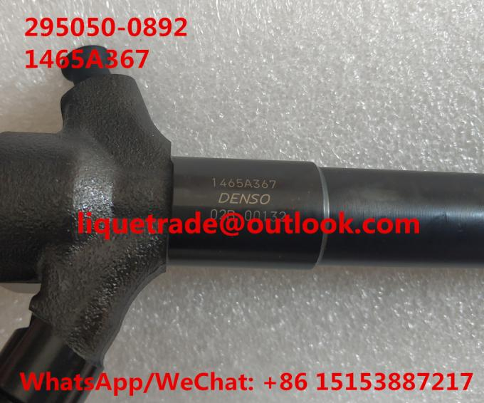 DENSO common rail Injector 1465A367, 295050-0890, 295050-0891, 295050-0892, 9729505-089, 9729505-0892 , 9729505-0896