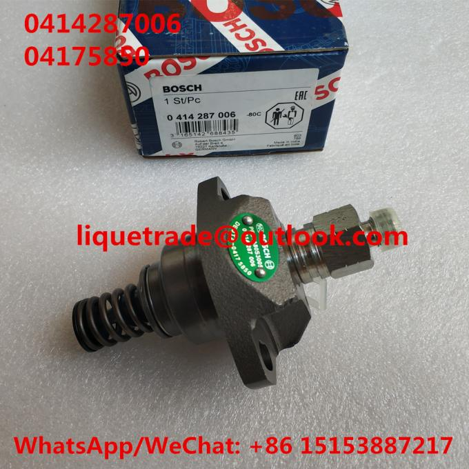 BOSCH original pump 0414287006 , 0 414 287 006 , 04175850 , 0417-5850 , 0417 5850 for Deutz