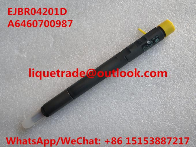 DELPHI Genuine Injector EJBR04201D , R04201D for Mercedes Benz A6460700987 , 6460700987