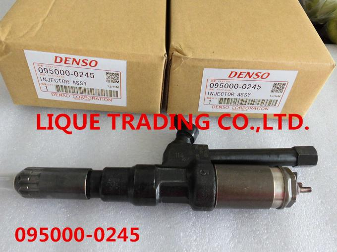 DENSO Common rial injector 095000-0240, 095000-0244, 095000-0245 for HINO K13C 23910-1145, 23910-1146, S2391-01146