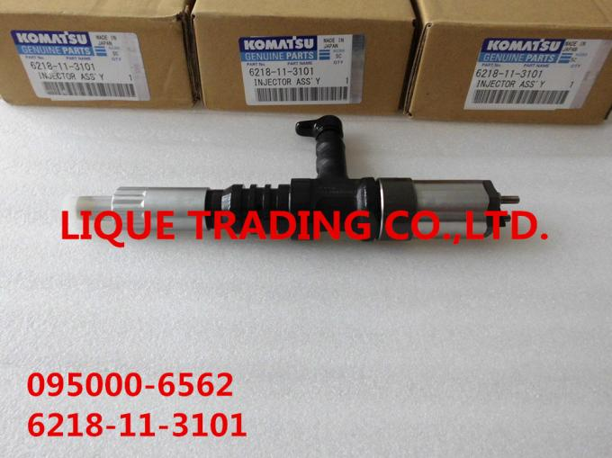 DENSO injector 095000-0560 , 095000-0562, 095000-056#, 0950000560, 6218-11-3100, 6218-11-3102, 6218113100