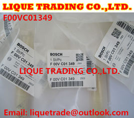 China BOSCH Genuine & New CR injector valve F00VC01349 for 0445110249, 0445110250 supplier
