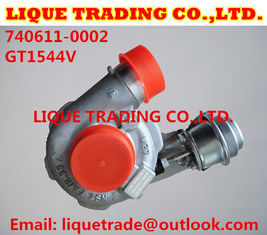 China NEW GT1544V 740611-5003S 740611-0002 740611 782403-5001S 28201-2A400 Turbocharger supplier