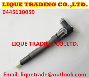 China BOSCH CR injector 0445110059 / 0 445 110 059 Chrysler 05066 820AA / VMI 15062036F supplier