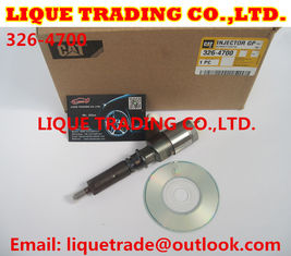 China CAT CR Injector 326-4700 / 3264700 / 32F61-00062 for CAT 320D Excavator D18M01Y13P4752 supplier