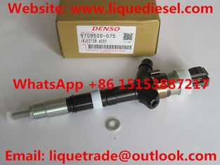 China DENSO injector 095000-0750, 095000-0751, 095000-0530, 9709500-075 for TOYOTA 23670-30020 supplier