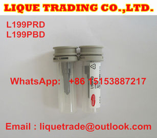 China Common rail diesel fuel nozzle L199PBD L199PRD for EJBR04401D, A6650170221, 6650170221 supplier