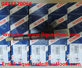 China BOSCH injector 0445120066 / 0 445 120 066 for DEUTZ 04289311, 04290986, VOLVO 20798114 supplier