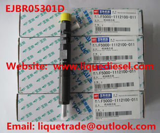 China EJBR05301D Original Common Rail injector EJBR05301D for YUCHAI F50001112100011 supplier