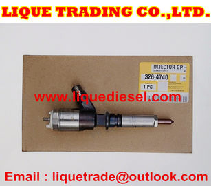 China Fuel Injector 326-4740 /3264700 For Caterpillar CAT 315D/318D/319D Engine C-4.2 supplier