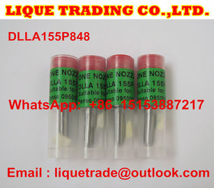 China DLLA155P848 REDAT common rail injector nozzle DLLA155P848 for 095000-6353 supplier