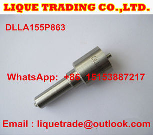 China DLLA155P863 Common rail injector nozzle DLLA155P863 for 095000-5921, 095000-5920 supplier