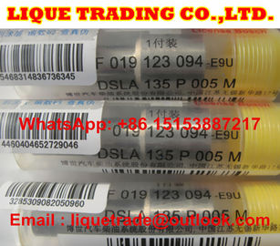 China Injector nozzle DSLA135P005M , DSLA 135 P 005 M , DSLA135P005 , F 019 123 094 , F019123094 supplier