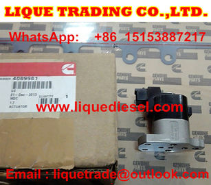 China Genuine and original Actuator 4089981 fit CUMMINS QSX15 / ISX15 engine supplier