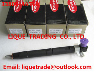 China DELPHI Genuine and New Common rail injector 28229873 / 33800-4A710 for HYUNDA KIA supplier