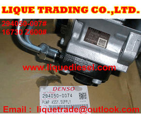 China Fuel Pump 294050-0070,294050-0071,294050-0072,294050-0073,294050-0074 ,16730-Z600A supplier