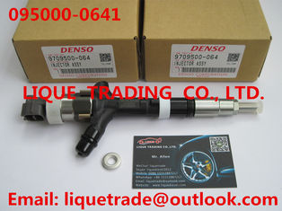 China DENSO injector 095000-0640, 095000-0641, 095000-0430, 9709500-064 for TOYOTA 23670-27020, 23670-29025 supplier