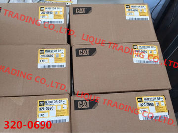 China CAT Original and New Fuel Injector 320-0690 / 3200690 For Caterpillar CAT Injector 320 0690 supplier