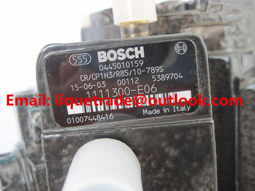 China BOSCH 0 445 010 159 Genuine & New Common Rail Pump 0445010159 for Greatwall supplier