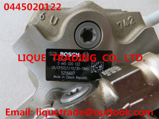 China BOSCH Genuine & New Common rail pump 0445020122, 0 445 020 122 , 5256607 for KOMATSU PC210-8,PC220-8 supplier
