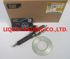 China Original and New CAT CR Injector 326-4700/3264700 for CAT 320D Excavator D18M01Y13P4752 supplier