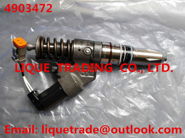 China 4903472 Original and new Fuel injector 4903472 for CUMMINS QSM11 supplier