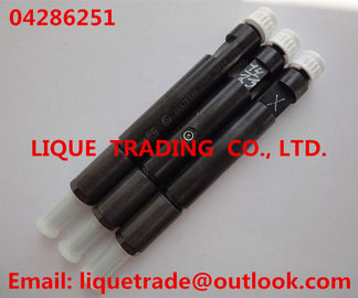 China Genuine and New Common rail injector 04286251 / 0428-6251 / 0428 6251 supplier