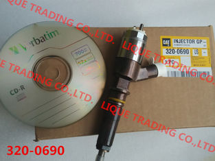 China CAT INJECTOR 320-0690 Original and New Fuel Injector 320-0690 / 3200690 For Caterpillar CAT Injector 320 0690 supplier