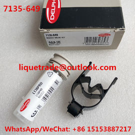 China DELPHI Genuine repair kits 7135-649 (include nozzle L138PRD + valve 28538389 ) Overhaul kits 7135 649 , 7135649 supplier